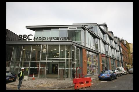 New buildings for the site's existing occupiers had to be completed before the main part of the scheme got under way. This included a new home for the BBC
